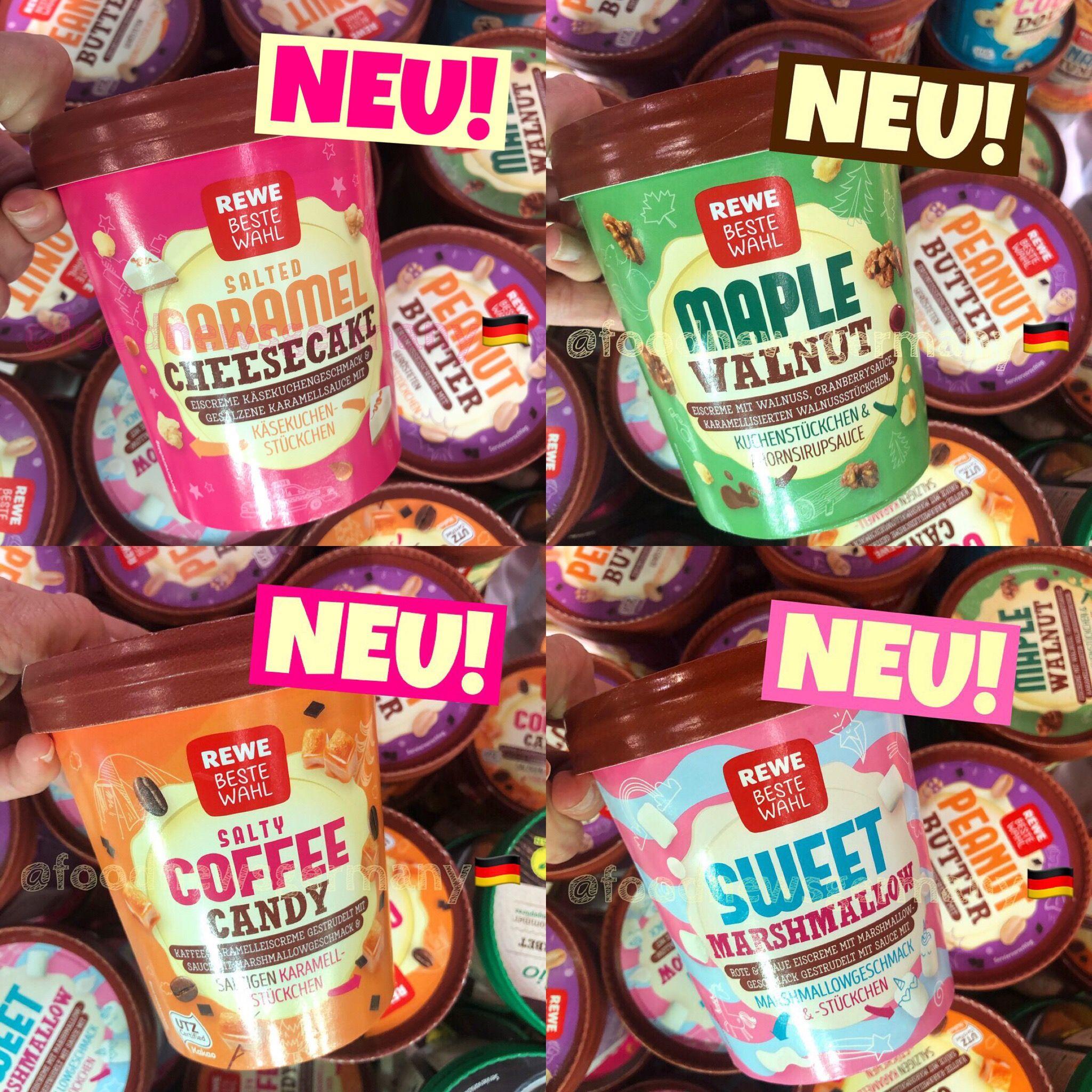 REWE BESTE WAHL. Neu im Supermarkt, neu im Laden, foodnews