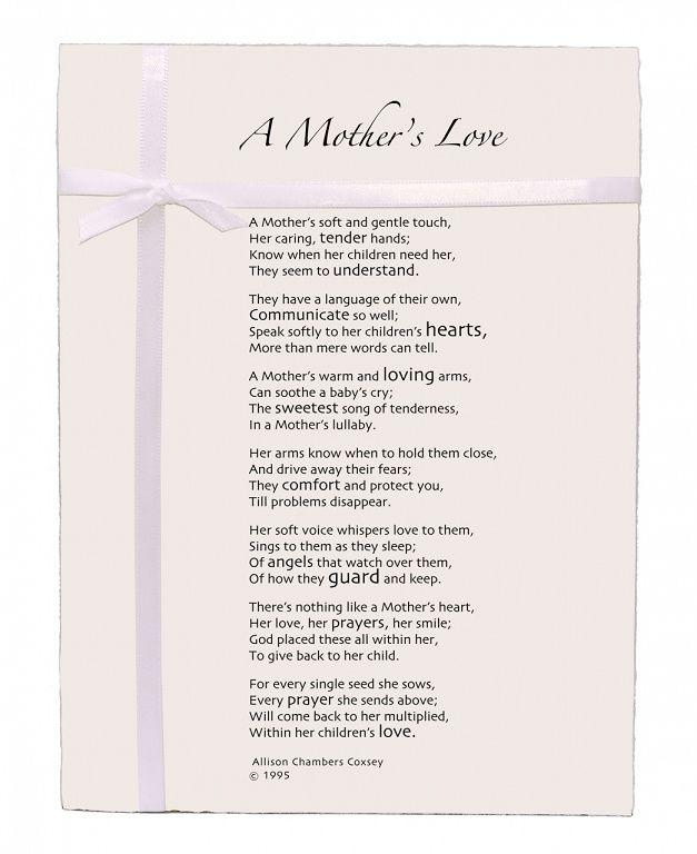 Pin by Sunshine 7 on Motivation | Mothers day poems, Mom ...