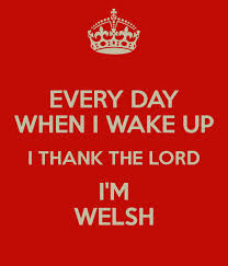 Proud to be welsh quotes