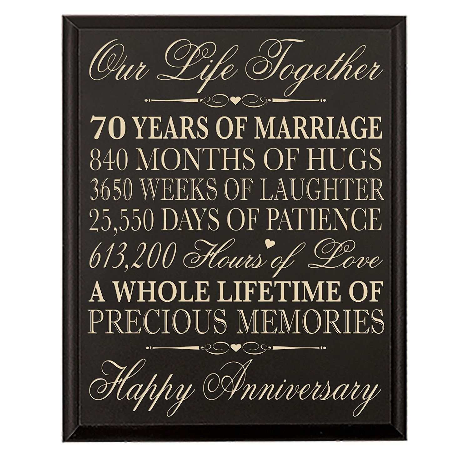 Image result for 70th wedding anniversary ideas 45th