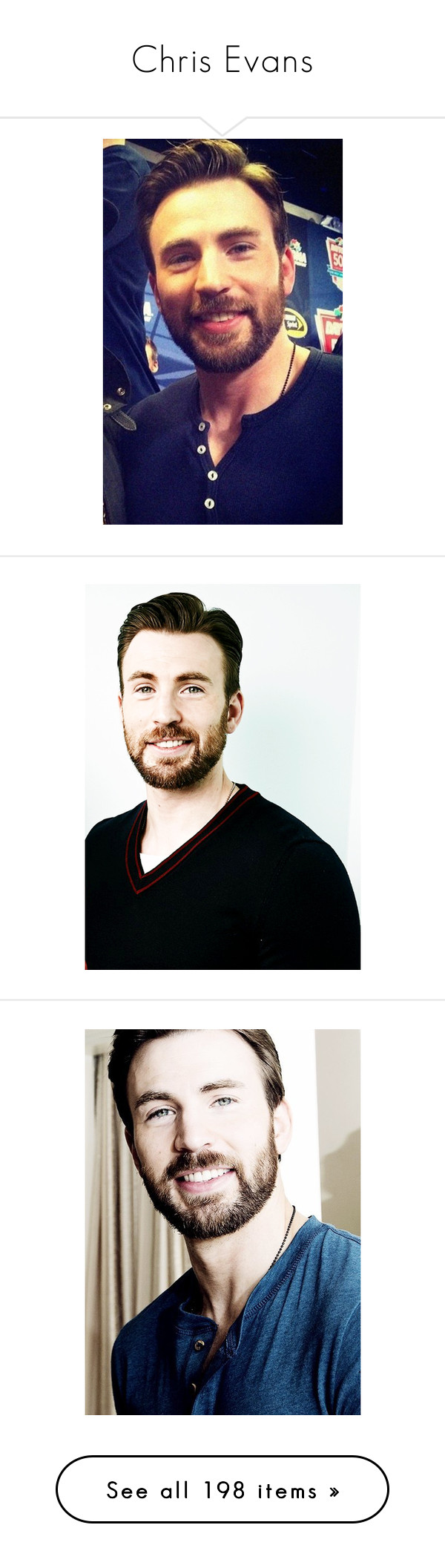 """""""Chris Evans"""" by esther-rosa ❤ liked on Polyvore featuring chris evans, home, home decor, heart home decor, marvel, beauty products, nail care, fotos, people and instagram"""