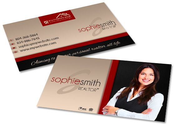 Creative Real Estate Business Card Template Modern Business - Real estate business cards templates free