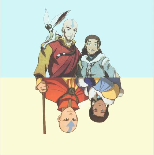 Team Avatar + Team Avatar