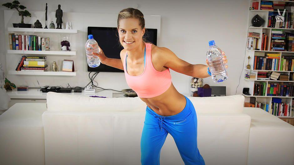 Rückenschule: Übungen, die Ihren Rücken stärken   Workout ...