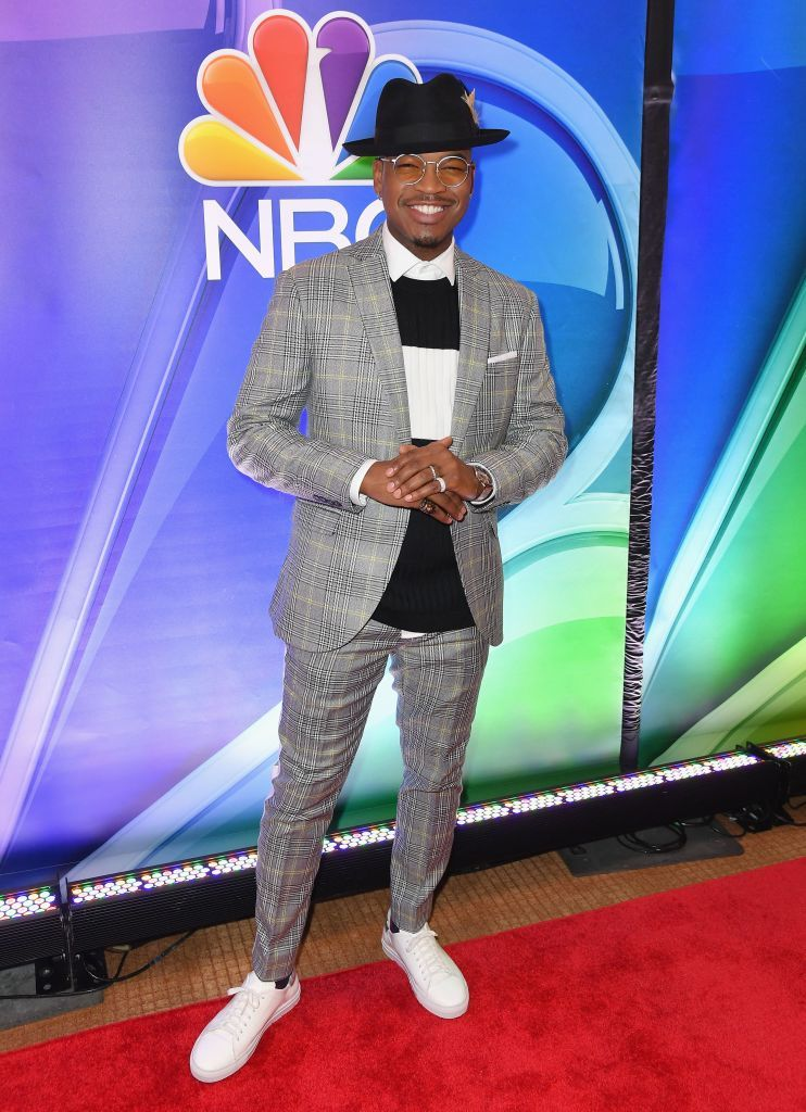 NE-YO attends the NBC mid-season press junket at The Four Seasons in