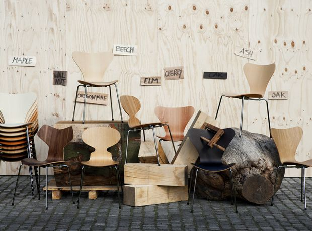 Sedie Jacobsen ~ Arne jacobsen tavoli e sedie pinterest arne jacobsen
