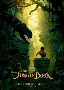 Premiere Bond Spectre Dschungelbuch Buch Poster Filme