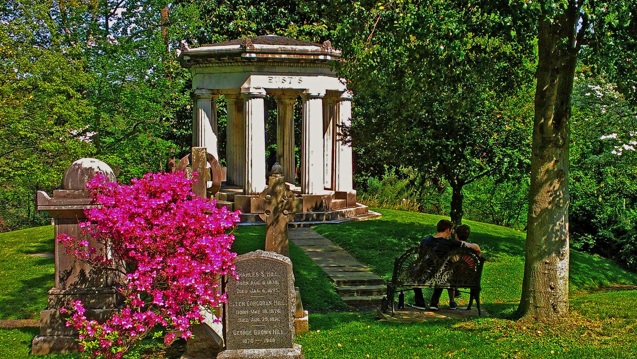 Oak Hill Cemetery, Washington, D.C.