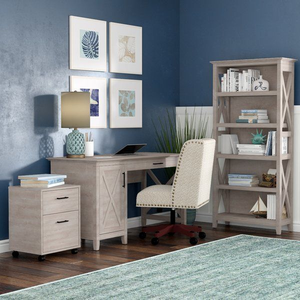 You'll Love The Oridatown 3 Piece Desk Office Suite At
