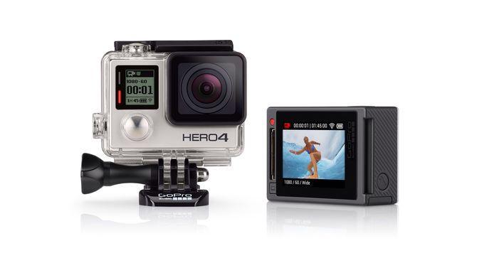 Gopro Hero4 Silver Camera 399 99 Gopro Gopro Hero 4 Gopro Hero