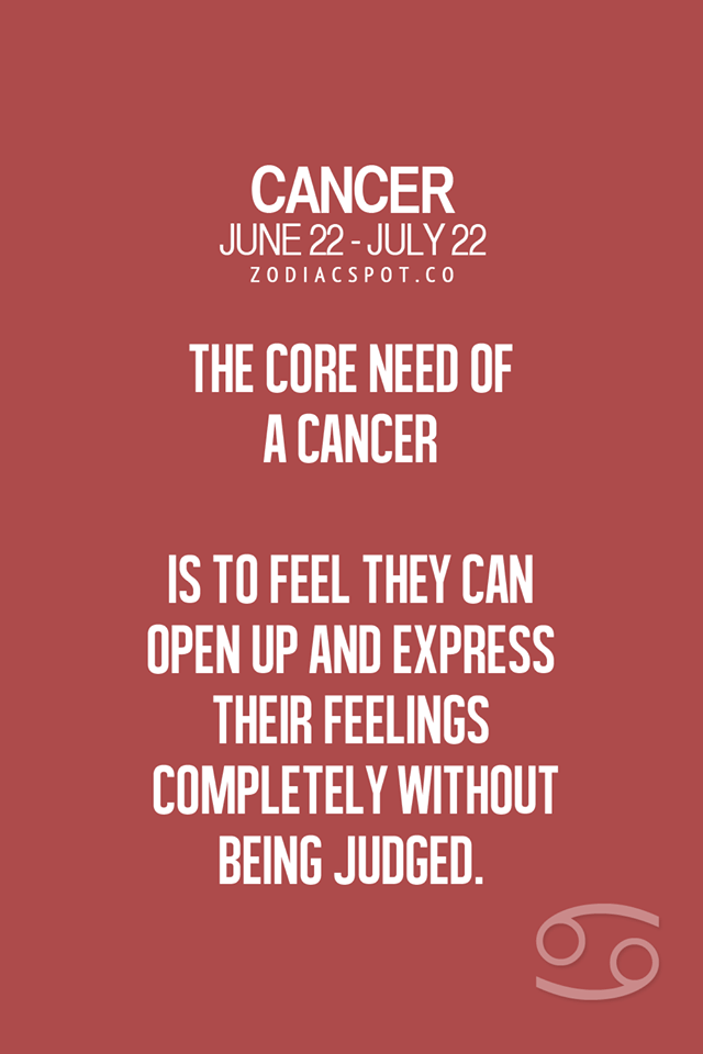 cancers usually hide themselves