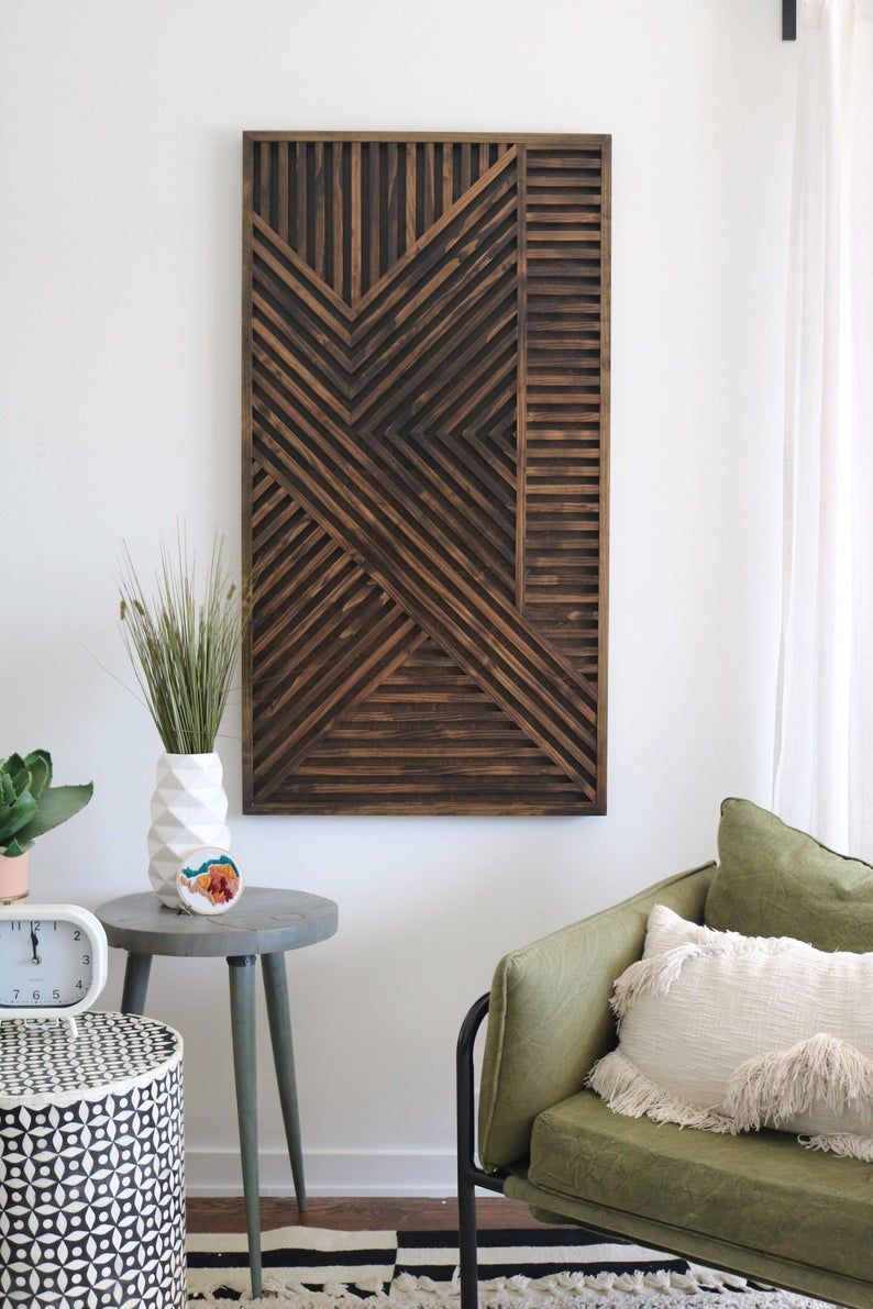 Abstract wood art wood wall art wood sculpture modern art