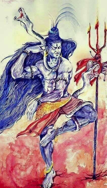 Har har mahadev lord shiva pinterest shiva shakti for Har har mahadev tattoo