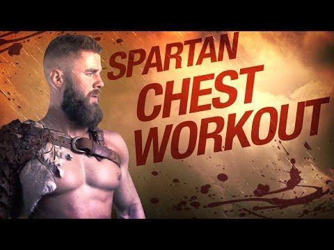 Chest Workout for Mass: Big Chest Exercise Routine - YouTube