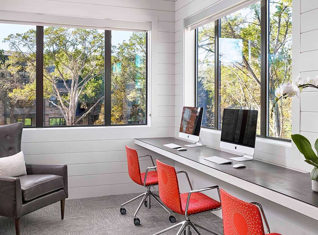 We're changing how you work from home at AMLI Covered