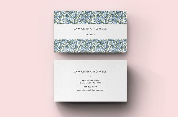 Cute Business Card Template Business Cards Creative Templates Business Cards Creative Business Card Design