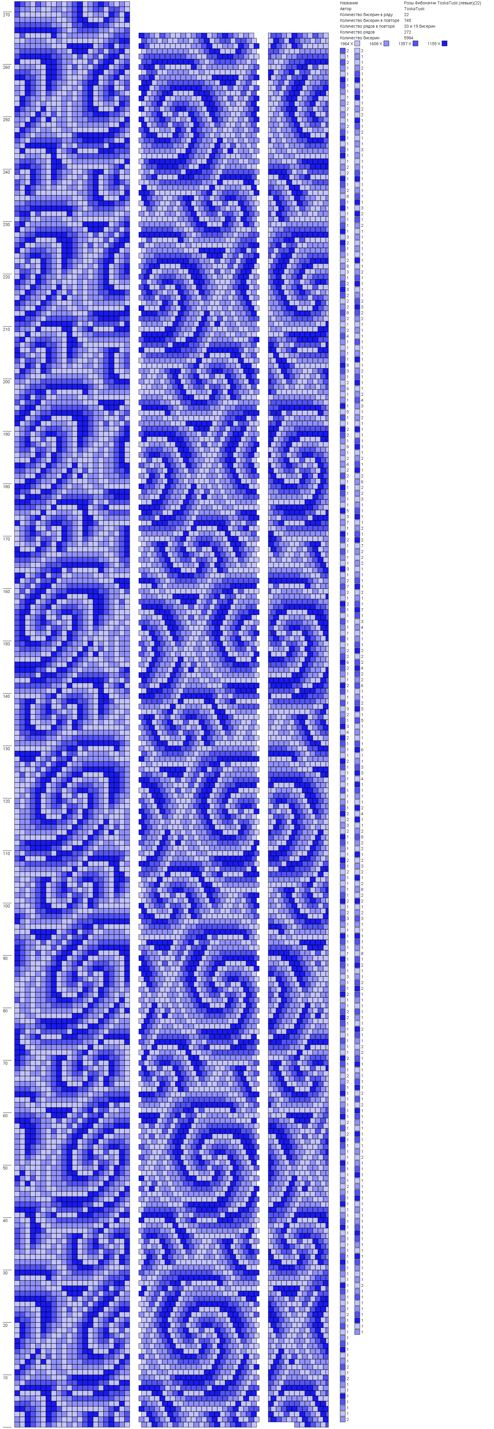 Pin von Angela Loper auf graph patterns | Pinterest | Perlenkette ...