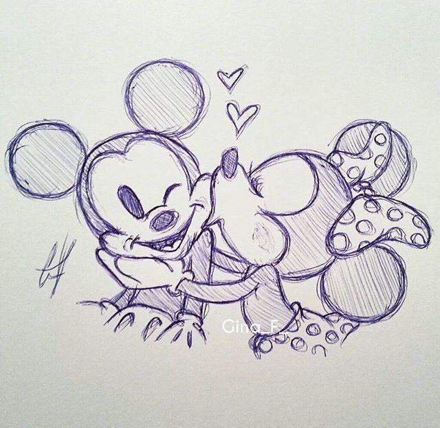 Disney Tätowierung - #Disney #Disneyzeichnung #Tätowierung
