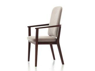 Sedie occasione ~ Sedia imbottita in tessuto con schienale alto chelsea sedia con
