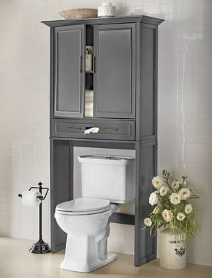 Superbe Federal Towel Cabinet And Space Saver