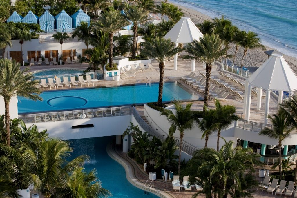 The Westin Diplomat Resort Spa In Hollywood Fl