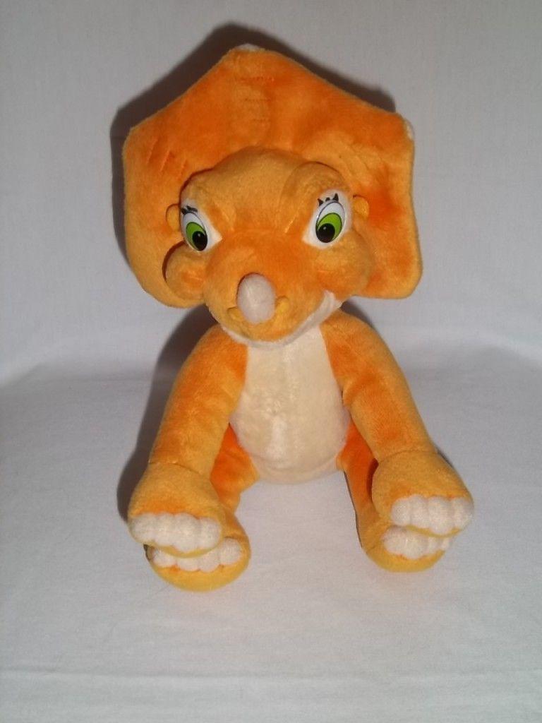 plush stuffed animals land before time plush cera dinosaur