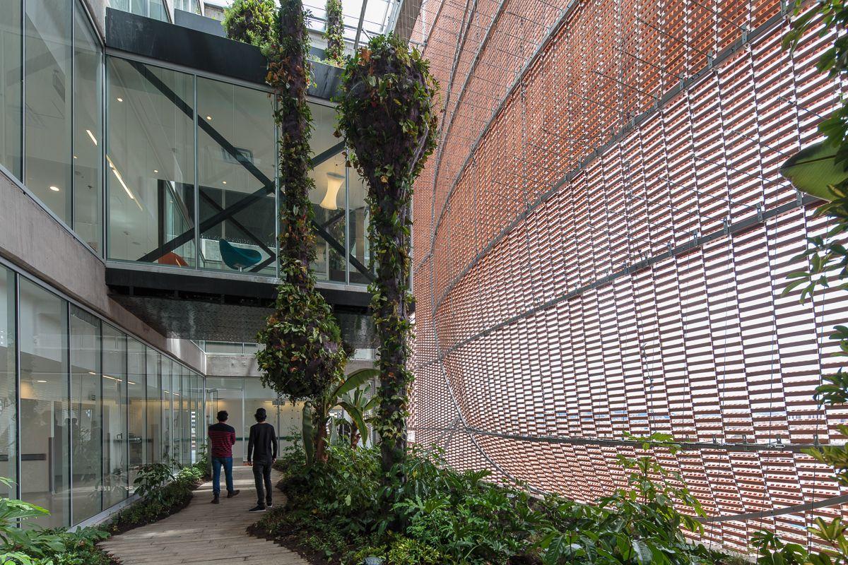Galer A De Fundaci N Santa Fe De Bogot El Equipo De Mazzanti  # Muebles Gema Bogota