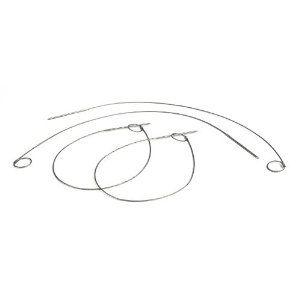 Charcoal Companion CC5104 Flexible Skewers, Set of 4