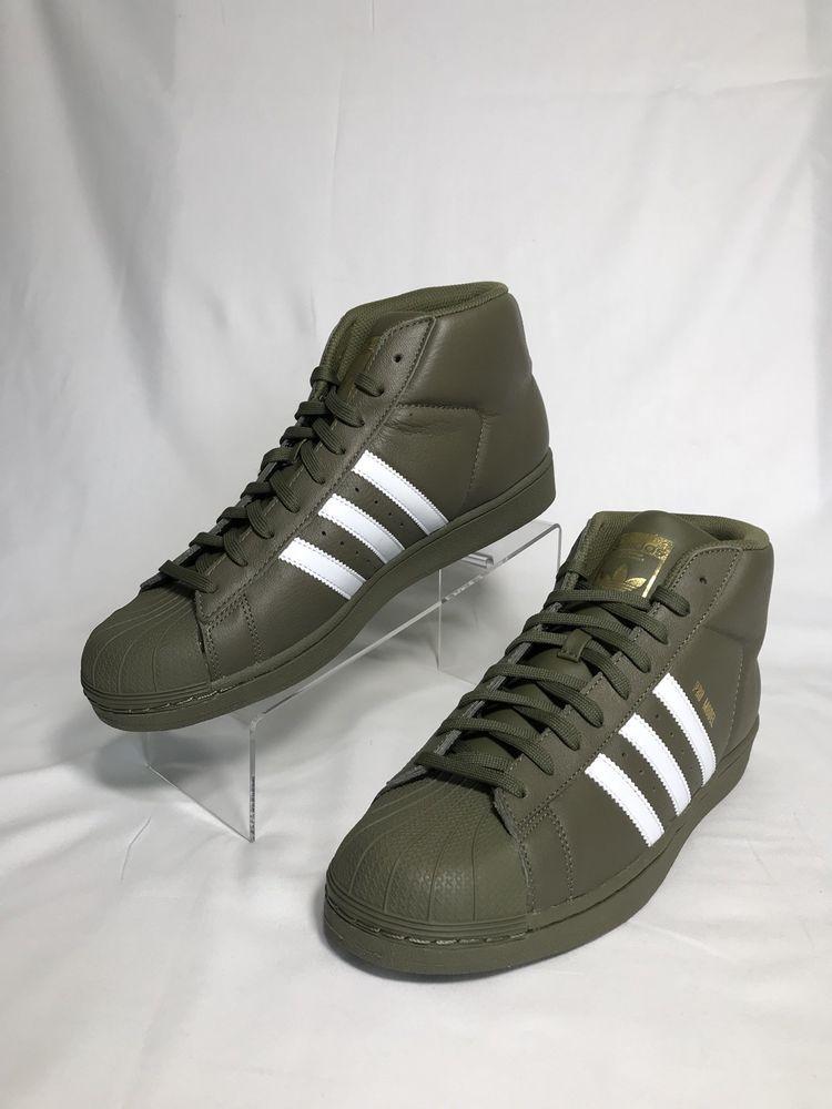 Adidas Originals Pro Model Shell Toe