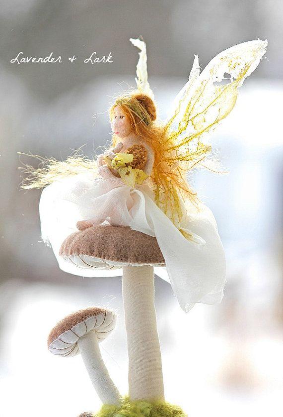 Jeu de carte postale fée printemps (3) - Waldorf féerie Art de ...