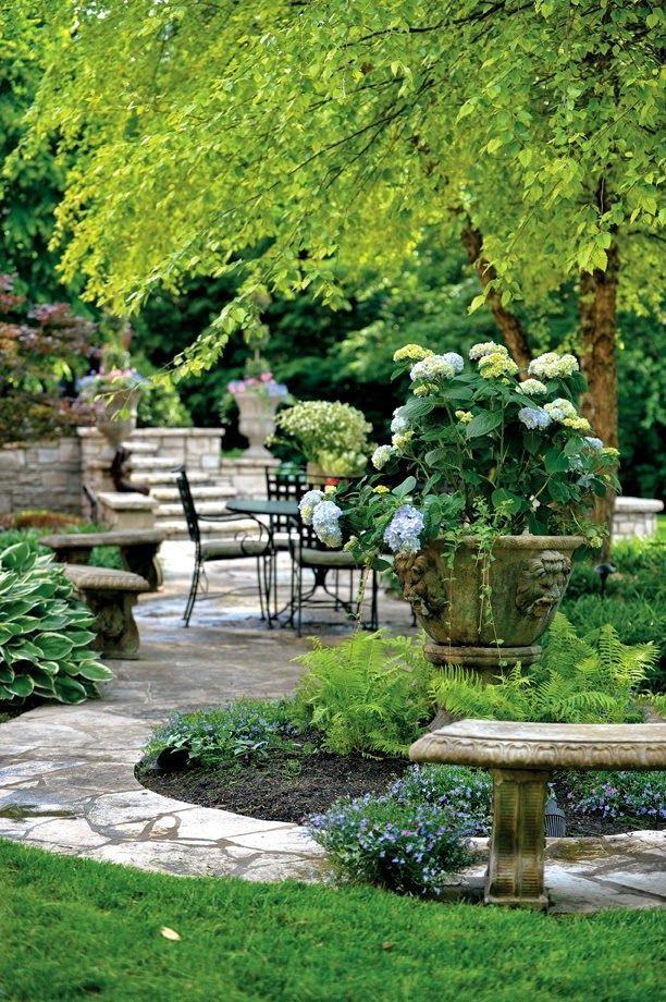 Pin By Wnętrza Ze Smakiem On Ogród Ze Smakiem Garden With