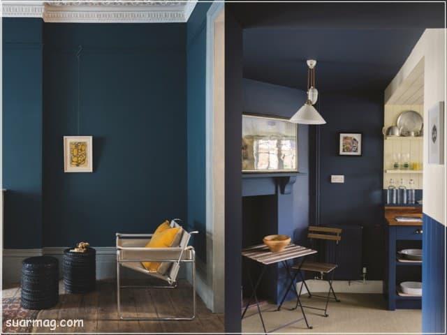 احدث الوان دهانات 2021 الوان حوائط مميزة لغرف النوم والأطفال والصالة مجلة صور Wall Paint Colors Interior Design Color Dining Room Walls