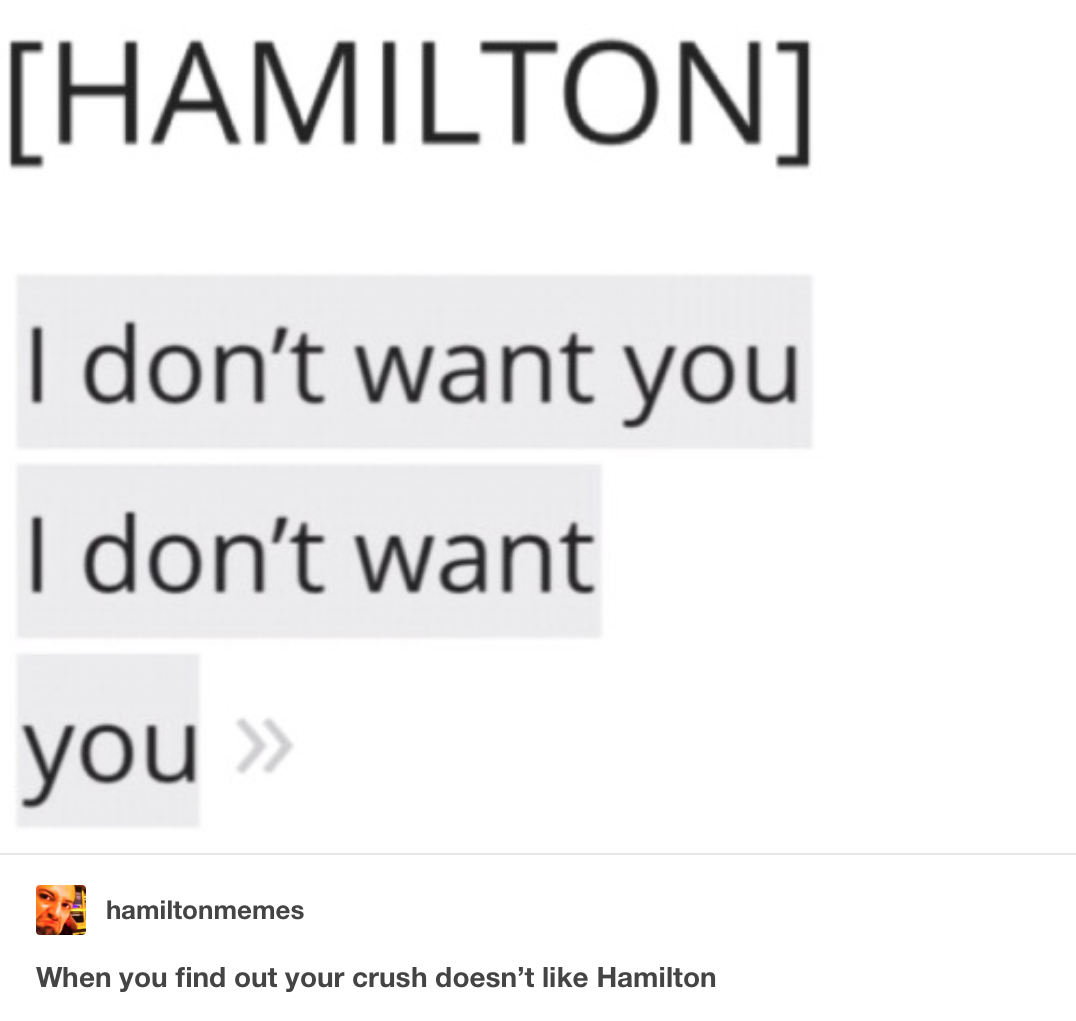 Say No To This Hamilton Memes Hamilton Memes Hamilton Hamilton Lin Manuel Miranda