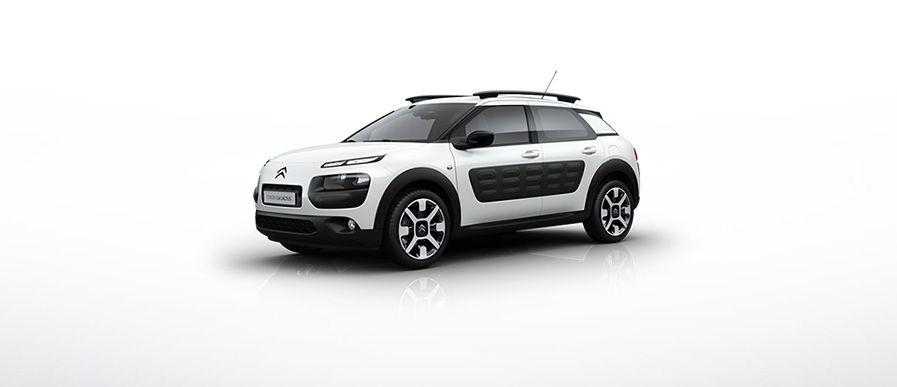 Citroën C4 Cactus – beskrivelse – pris – utstyr – bilder - Citroën Norge