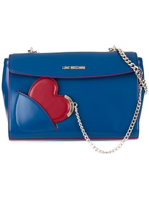 2d9a63b75bd LOVE MOSCHINO 'heart' tag crossbody bag. #lovemoschino #bags #shoulder bags  #crossbody #