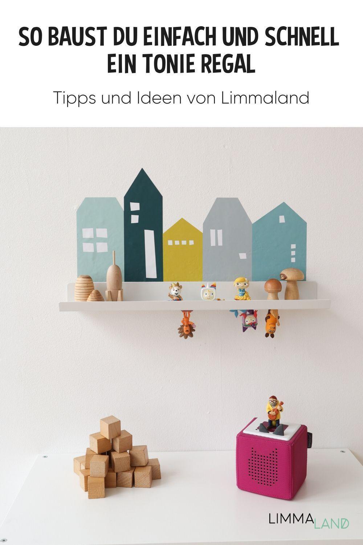 Tonie Regal bauen: eine einfache Idee von Limmaland