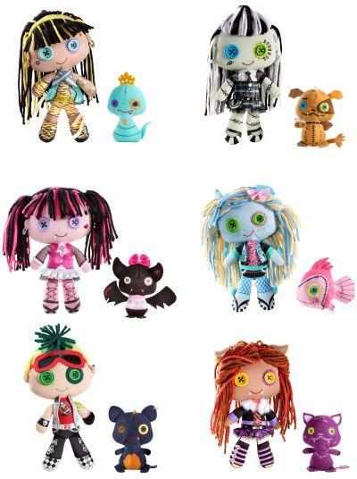 monster high dolls | Nevaeh\'s Stuff | Pinterest | Infancia, Trapillo ...