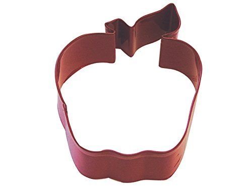 RM Apple 4 Cookie Cutter Red With Brightly Colored Durable Bakedon Polyresin Finish >>> You can get more details by clicking on the image.(This is an Amazon affiliate link)