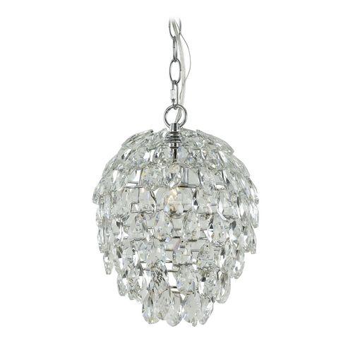 Crystal Chandelier Pendant