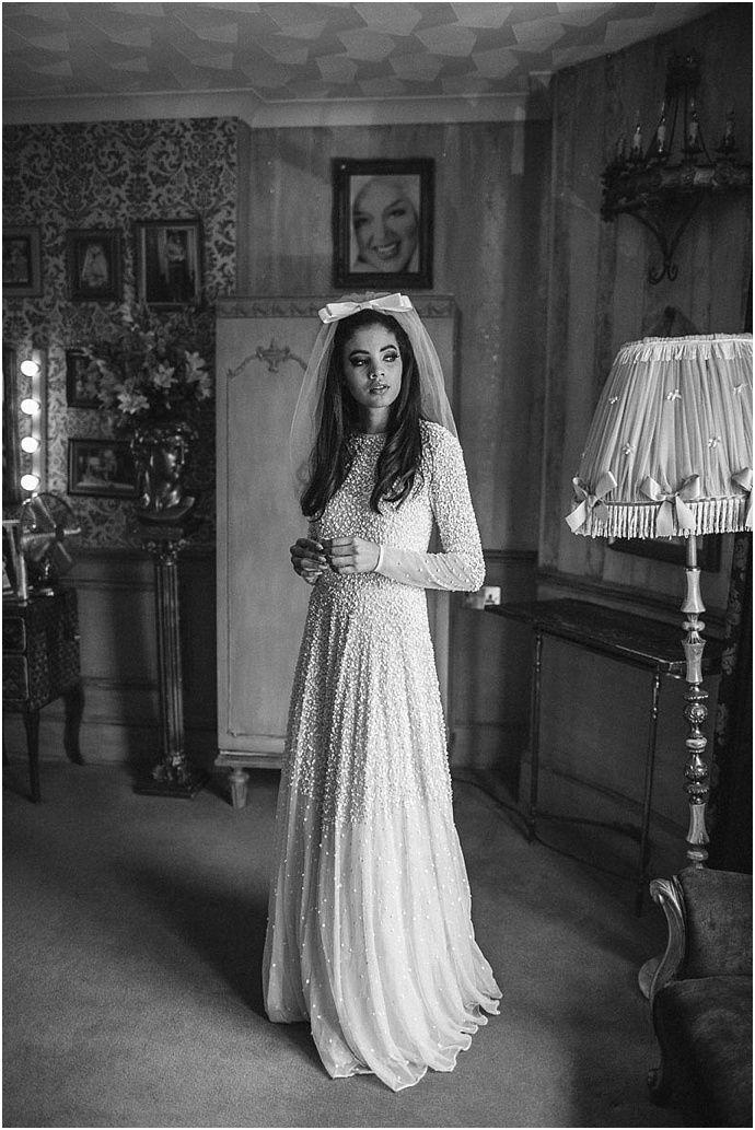Elvis Priscilla Bridal Shoot For Rock N Roll Bride Magazine