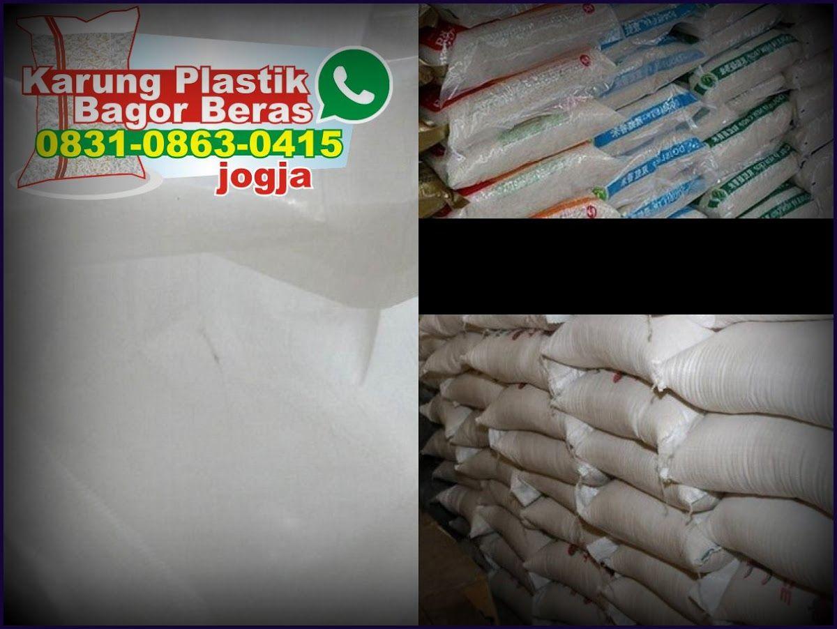 Jual Beli Karung Beras Tangerang O831 O863 O415 Wa Laminasi Mesin Cetak Plastik