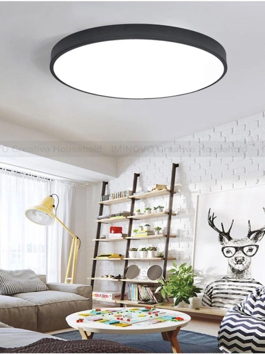 Ceiling Light Round Square Lamp
