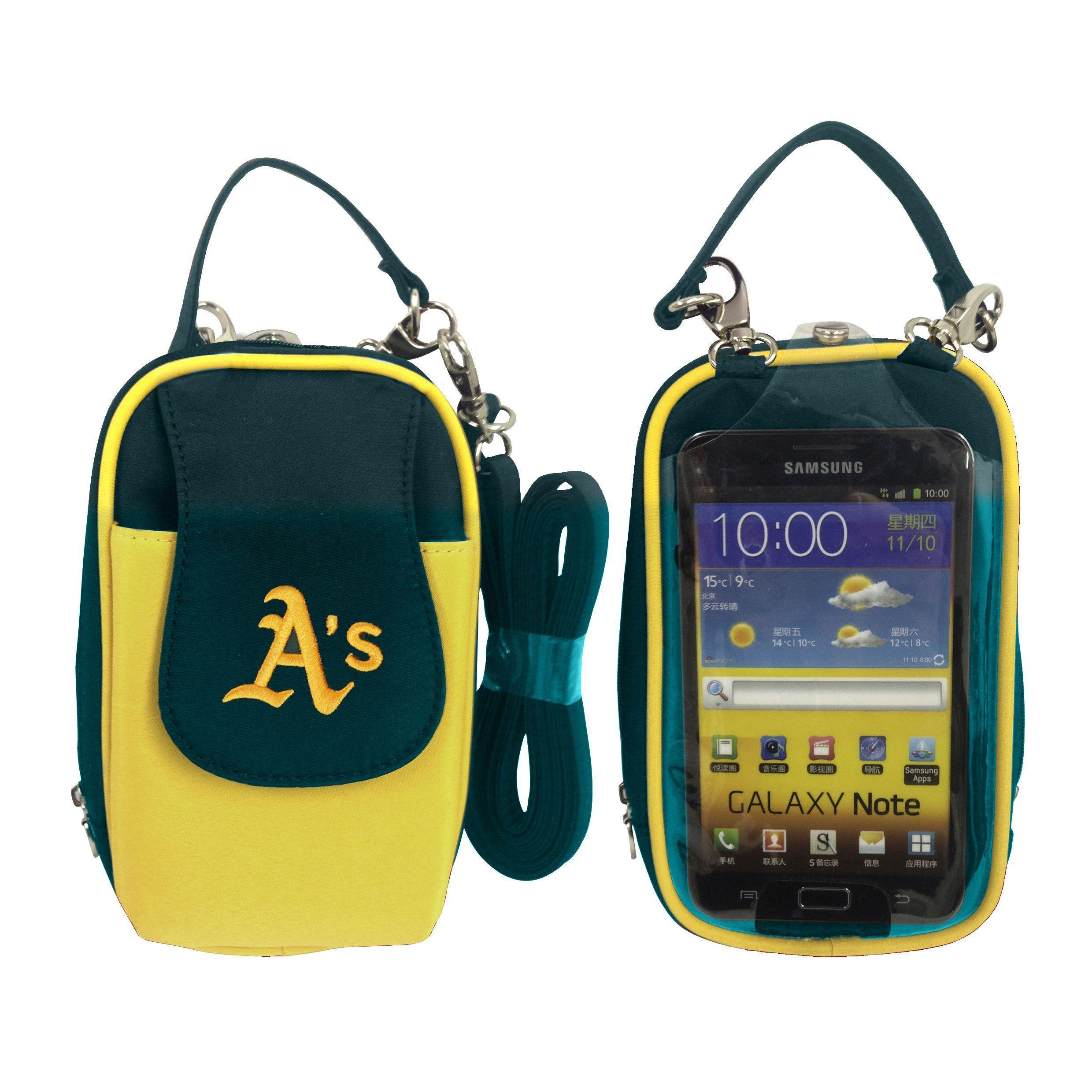 MLB Oakland Athletics PursePlus XL with Touchscreen