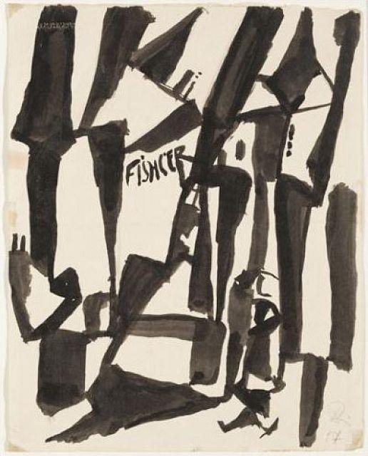 Hans Richter, La traversée du siècle, Peinture, Centre ...