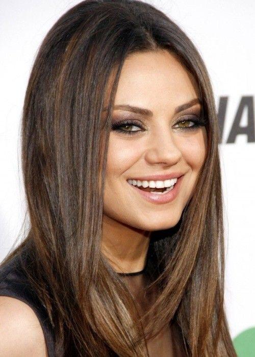 Cortes de cabello para pelo liso largo