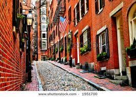 Beacon Hill - Boston Mass