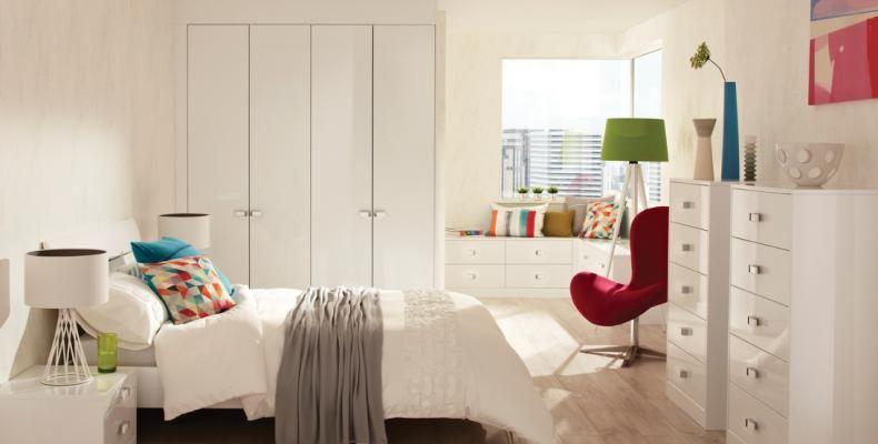 Contemporary ELKIN Bedroom Furniture