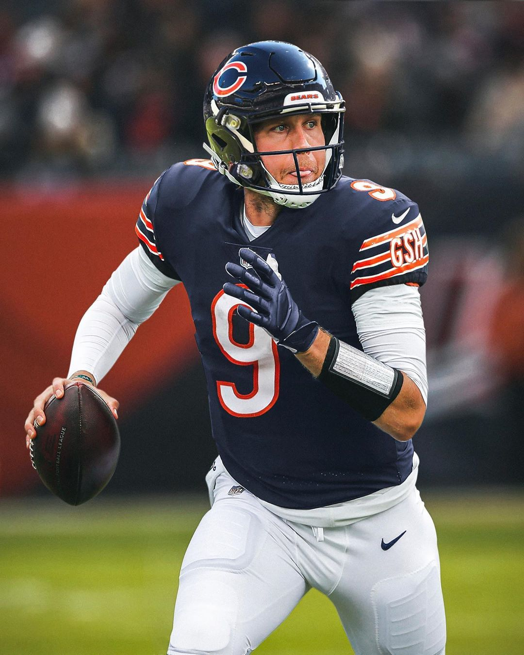 Ryan Lane On Instagram Nick Foles Is Heading To The Chicagobears Will He Start Over Trubisky Nfl Beardo In 2020 Chicago Bears Football Nfl Nfl Football Players