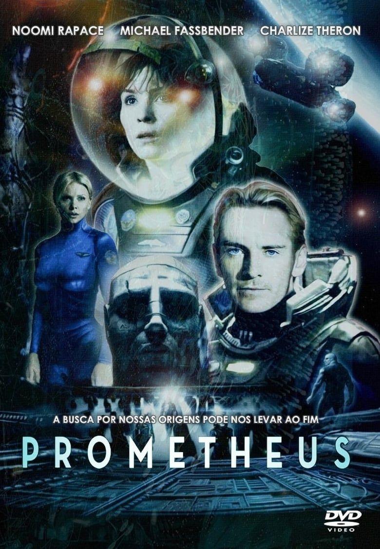 Prometheus Film Stream