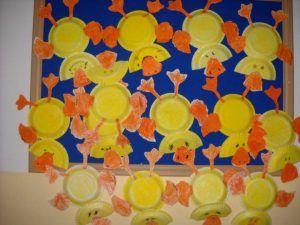 paper plate duck craft idea | Duck craft idea | Pinterest | Duck ...